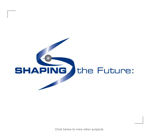 Shaping the future logo